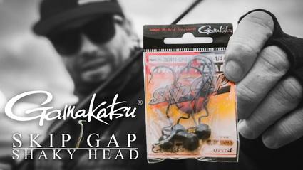 Gamakatsu – Skip Gap Shaky Head – Het Beste Van Twee Werelden