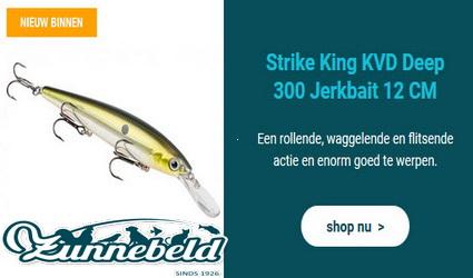 Strike King in da house bij Zunnebeld
