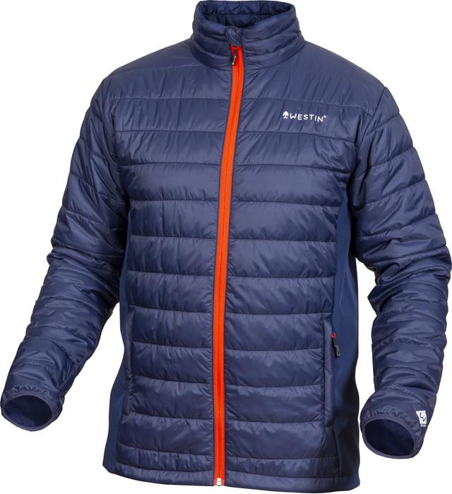 De W4 Light Sorona Jacket is ideaal om als tussenlaag te functioneren.