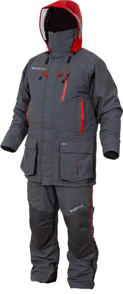 Westin-Fishing Winter Suit. Zeer comfortabel en lekker warm!