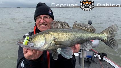 Op pad met Zander Specialist Box van Neptune Fishing
