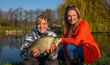 Derde seizoen De Visvrouwen aanstaande zondag van start.