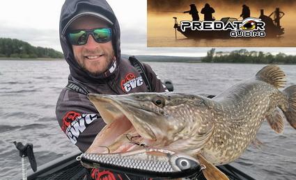 Nomen est Omen – Predatorguiding! Fishing for Predators with Pro Guides