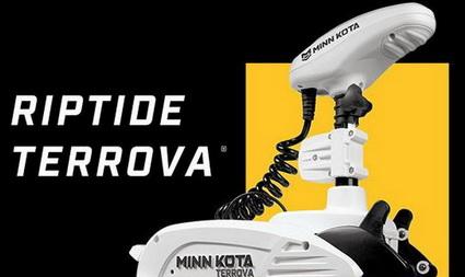 RIPTIDE TERROVA – De ultieme zoutwater elektromotor