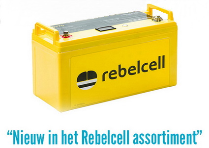 Nieuw in het Rebelcell assortiment