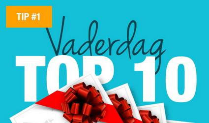 Bekijk nu de Vaderdag cadeaus top 10