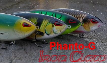 De Phanto-G van Iron Claw. Heb jij hem al?