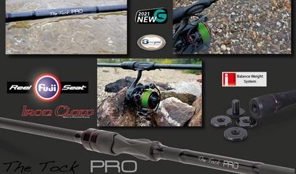 De nieuwe Iron Claw The Tock Pro