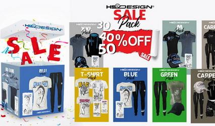 De kleding boxen van Hotspot Design nu online.