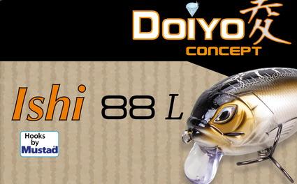 BFT Shop – Nieuwe snoekmagneet de Doiyo Ishi 88.