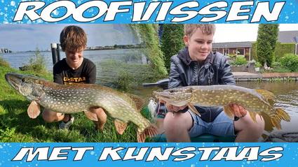 Sweetlake Fishing. Roofvissen met kunstaas.