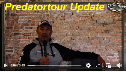 Update dag 1 Predatortour editie 2020. Baars 55cm!